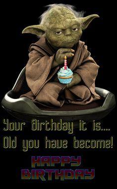 My Second Favorite Happy Birthday Meme Yoda Happy Birthday, Happy Birthday Flower, Birthday Star, Birthday Wishes Funny, Happy Birthday Messages, Happy Birthday Quotes, Happy Birthday Images, Birthday Love, Birthday Pictures