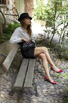 Look Septembre - Lucille www.favoris-shop.com