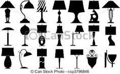 Risultati immagini per disegni lampade