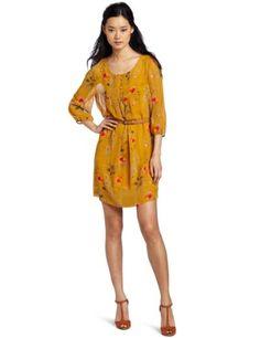 Kensie Women's Airy Floral Dress « Clothing Impulse