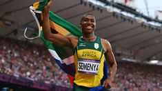 Eleni Schirmer writes to South African runner Caster Semenya about why she's cheering for Semenya on her road to Rio. Caster Semenya, High Testosterone Levels, World Athletics, Association Football, Most Popular Sports, Boston Marathon, Open Letter, World Of Sports, Olympic Games