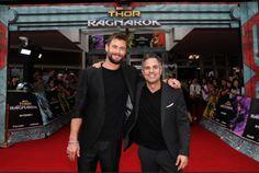 "Photos from the Australian premiere of Marvel Studios' ""Thor: Ragnarok"""