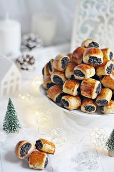 Xmas, Christmas, Cake Cookies, Cereal, Muffin, Food And Drink, Sweets, Healthy Recipes, Baking