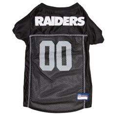 Oakland Raiders Dog Jersey. Your PetDog LoversNfl Oakland RaidersFootball  JerseysDog ClothingNumbersPetsPrintedTarget. Oakland Raiders Pets First Mesh  ... d0ca6887e