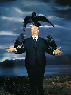 Alfred Hitchcock, 1963