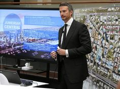 #News    Jumeirah Central is a 'catalyst for a new industry', says COO