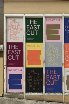 The East Cut – Collins