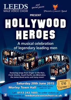 The final Hollywood Heroes poster is here! #HollywoodHeroes