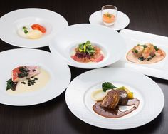 "Prix Fixe Dinner, ""Le Ciel"" from April 1, 2016 through September 30, 2016"