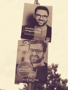 """Früher war klar: """"...der mit der Brille und dem Bart..."""" war Rudolf Scharping. #somethingsneverchange"""