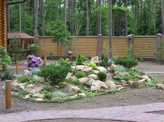 Дом и участок своими руками - Сад камней