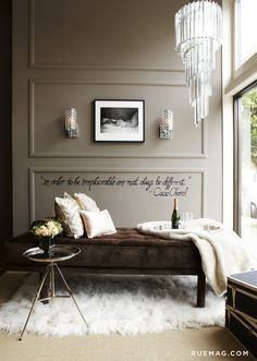 How To Mix Modern and Classic Effortlessly   Rue