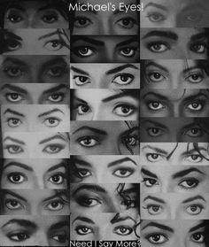 Most beautiful eyes