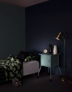 In the movies, bedroom, Styling Jenni Juurinen, Photo Kristiina Kurronen