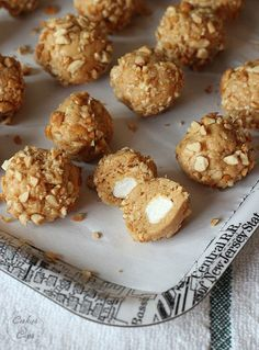 Salted Nut Roll Bites