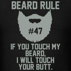 Beard Rule #47 | Beard Rules