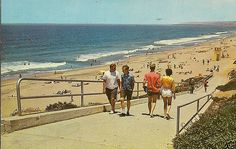 TORRANCE CA - RAMP TO BEACH FROM ESPLANADE by Ron Felsing, via Flickr