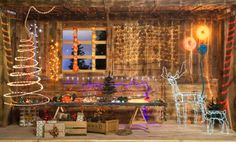 ¡Llena de luz tu hogar! #Navidad #Decoración