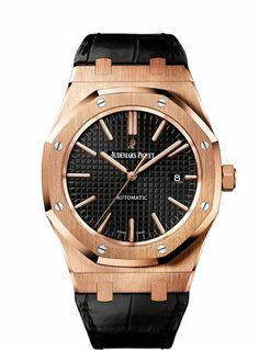 Belgian Dandy - The Royal Oak from Audemars Piguet: The watch that changed the standards