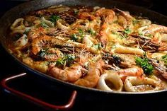 Learn what are Chinese Fish And Shellfish Food Preparation Crockpot Recipes, Cooking Recipes, Healthy Recipes, Shrimp Recipes, Chicken Recipes, Seafood Stew, Spanish Dishes, Asian Recipes, Ethnic Recipes