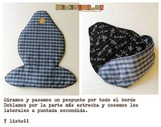 Tutorial funda gafas Más Sewing Tutorials, Sewing Projects, Frame Purse, Sewing Art, Leather Keychain, Small Quilts, Glasses Case, Party Bags, Sewing Techniques