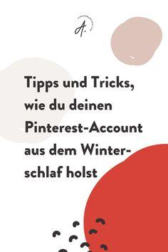 Frühjahrsputz heißt für mich nicht nur Ordnung im Kleiderschrank, in der Küche oder der Speisekammer zu schaffen, sondern auch meinen Pinterest Account aus dem Winterschlaf zu holen. Ich optimiere mein Profil auf, ordne meine Pinnwände und räume meine Pins auf. Wie du den Frühjahrsputz auf Pinterest angehst, erfährst du auf dem Blog. Pinterest Pinnwände Ideen | Pinterest Tipps deutsch #alexandrapolunin Pinterest Marketing, Content Marketing, Blog, Chart, Youtube, Instagram, Profile, Helpful Tips, Larder Storage