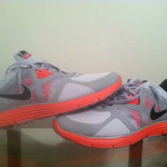 My new fresh Nikes!  Size 15 whoa there!