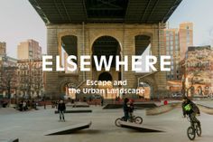 Van Alen Institute's Spring '14 events explore the city's impact on well-being, starting May 9 | Elsewhere: Escape and the Urban Landscape | Bustler