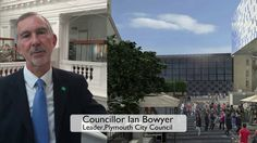 Green light from HLF for Plymouth's History Centre - Council Leader Ian Bowyer City Museum, City Council, Plymouth, Centre, History, Green, Historia, History Activities