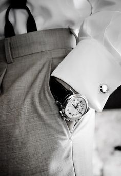 Men's Lifestyle, Fashion and Entertainment Frm bd: Gents Am so lovin suspenders & French cuffs... + links ~js