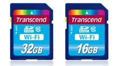 Transcend has announced a new range of Wi-Fi SD memory cards which add wireless capabilities to SDHC-compatible digital cameras.