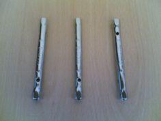 Chiavi a tubo 6x7 Beta 3 pezzi  socket wrench