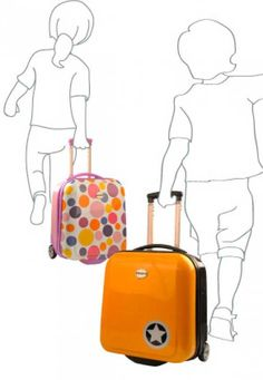 Pack'd – luggage children will lovingly lug