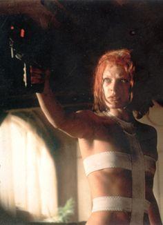 """Milla Jovovich - """"The Fifth Element"""""""