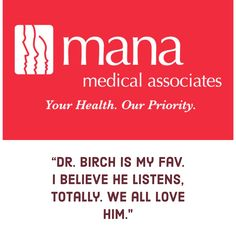 Learn more about Dr. Birch!