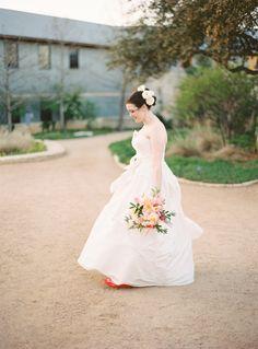 Florals by Sarah Reichardt for Bird Dog Wedding.