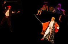 Leçon d'épée pour Mr Jourdain !
