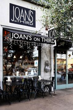 Joan's on Third - my LA (food) Happy Place