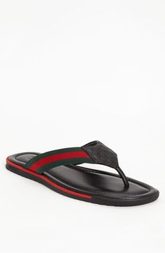 Gucci 'SL 73 Beach' Flip Flop available at Nordstrom