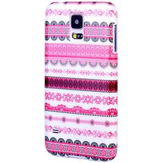 Aztec tribal hard case hoesje voor Samsung Galaxy S5 - PhoneGeek.nl