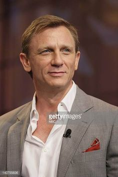 Actor Daniel Craig onstage July 19 2011 Photo by Paul Drinkwater/NBC/NBCU Photo Bank