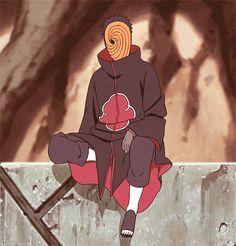 Uchiha Obito/ Tobi watching fight of Sasuke and Danzo Anime Naruto, Art Naruto, Naruto Boys, Naruto Drawings, Otaku Anime, Manga Anime, Itachi Uchiha, Naruto Shippuden Sasuke, Naruto And Sasuke