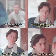 riverdale memes lili and cole are my idols - memes Riverdale Comics, Riverdale Poster, Riverdale Quotes, Watch Riverdale, Bughead Riverdale, Riverdale Funny, Cute Relationship Goals, Cute Relationships, Teen Wolf