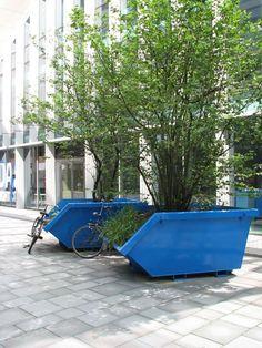 Os parklets mais criativos do mundo