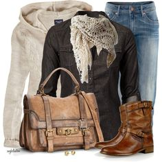"""Perfect winter weekend wear! """"AE Hoodie"""" by angkclaxton on Polyvore"""