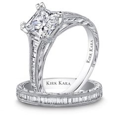 Kirk Kara | Designer Engagement Rings and Wedding Bands | Diamonds Direct | Charlotte, Birmingham, and Raleigh