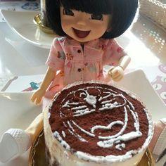 Doraemon tiramisu, yummy yummy #ixteeshop #ixtee #ixdoll #muichan #fatchai #妹頭 #發仔 #bjd #figures #toy #toys #doll #toyrevolution #toycrewbuddies #toyphotography #toycommunity #toyplanet #photooftheday #kawaiioftheday #igdaily #jj #ighk #doraemon - @ixdoll- #webstagram