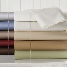 jcp | Royal Velvet® 400tc WrinkleGuard™ King Sheet Set White $90