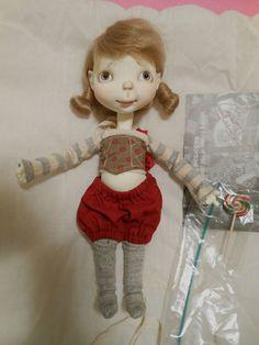 Connie Lowe BJD Doll OOAK Marvel New Sprocket Kaye Wiggs Buddy Xtra Outfit | eBay