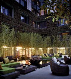 The Mira Hotel, Hong Kong by Architect Edmond Wong